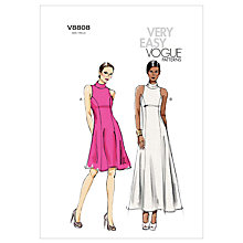 Buy Vogue Women's Dresses Sewing Pattern, 8808 Online at johnlewis.com