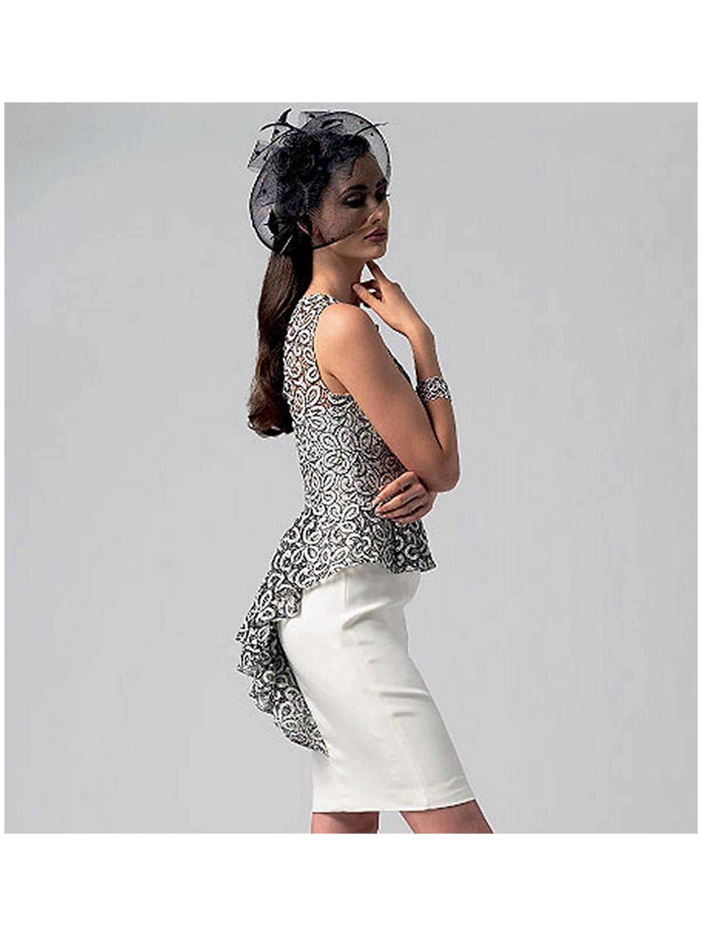 Vogue Women\'s Shift Dress Sewing Pattern, 8849 at John Lewis & Partners