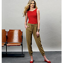Buy Vogue Women's Trousers Sewing Pattern, 8909 Online at johnlewis.com