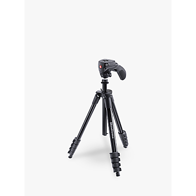 Image of Manfrotto Compact Action Tripod