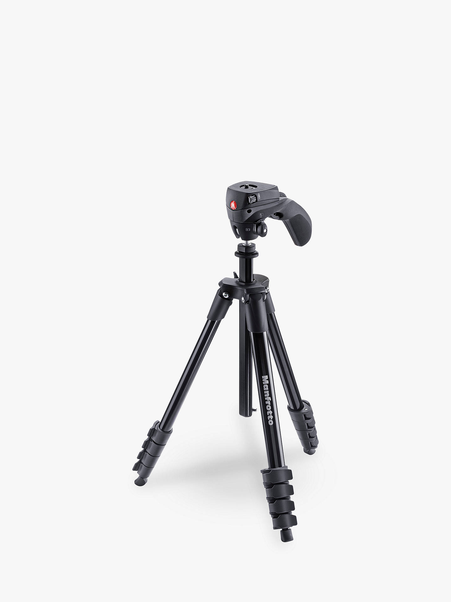 Buy Manfrotto Compact Action Tripod Online at johnlewis.com