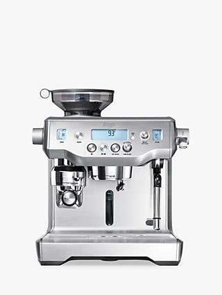 Sage The Oracle™ Bean-to-Cup Coffee Machine