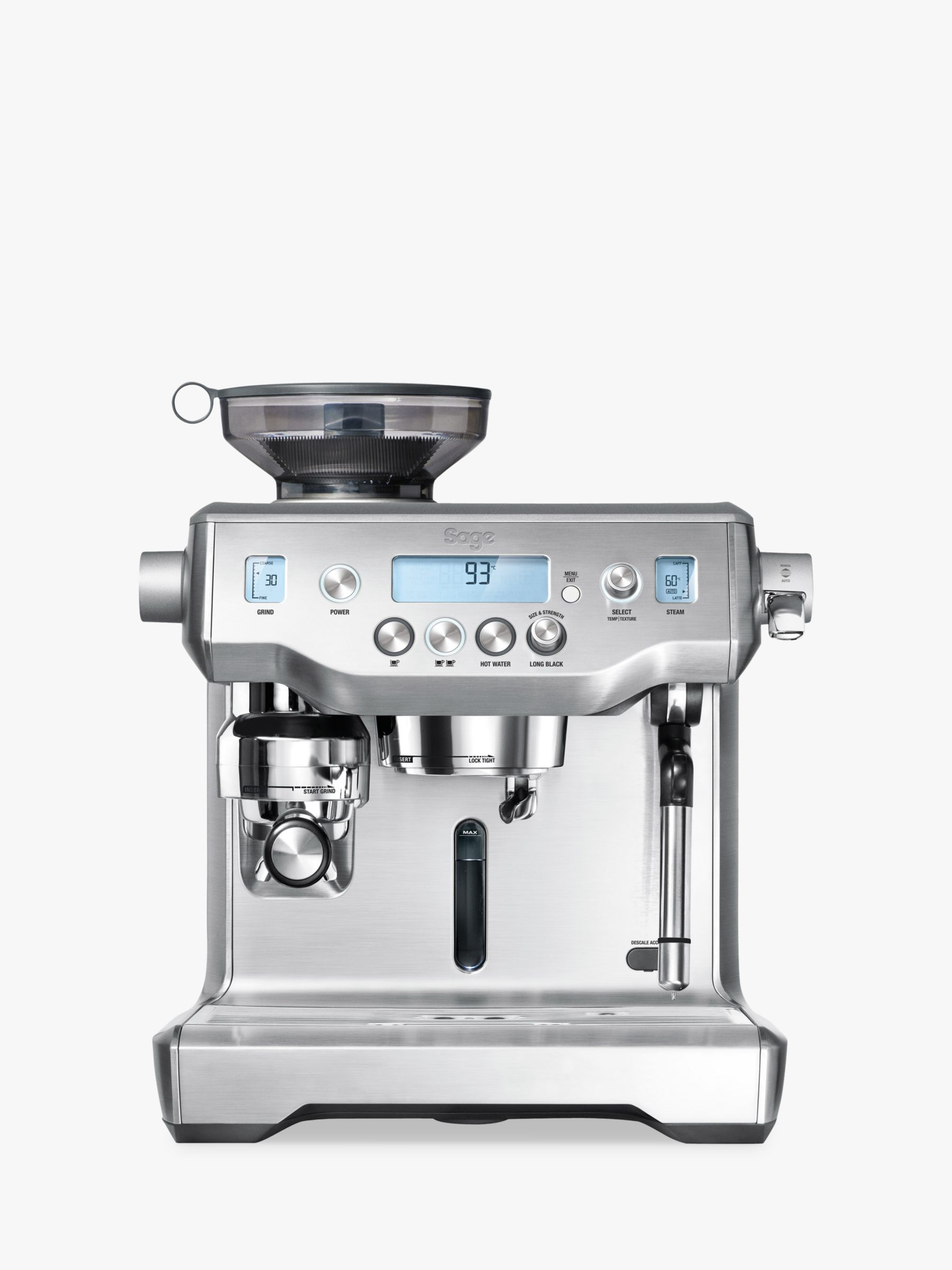 Sage Sage The Oracle™ Bean-to-Cup Coffee Machine