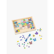 Buy Melissa & Doug Butterfly Friends Bead Set Online at johnlewis.com