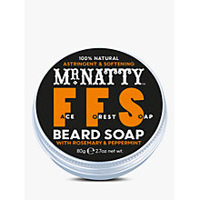 Buy Mr Natty's Forest Face Beard Shampoo Online at johnlewis.com