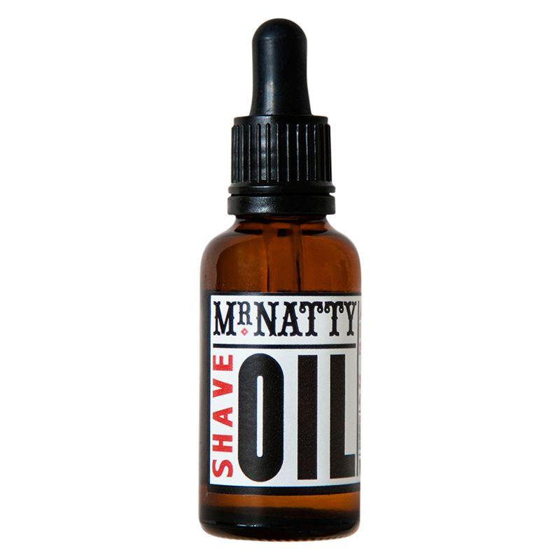 Mr Natty Shave Oil