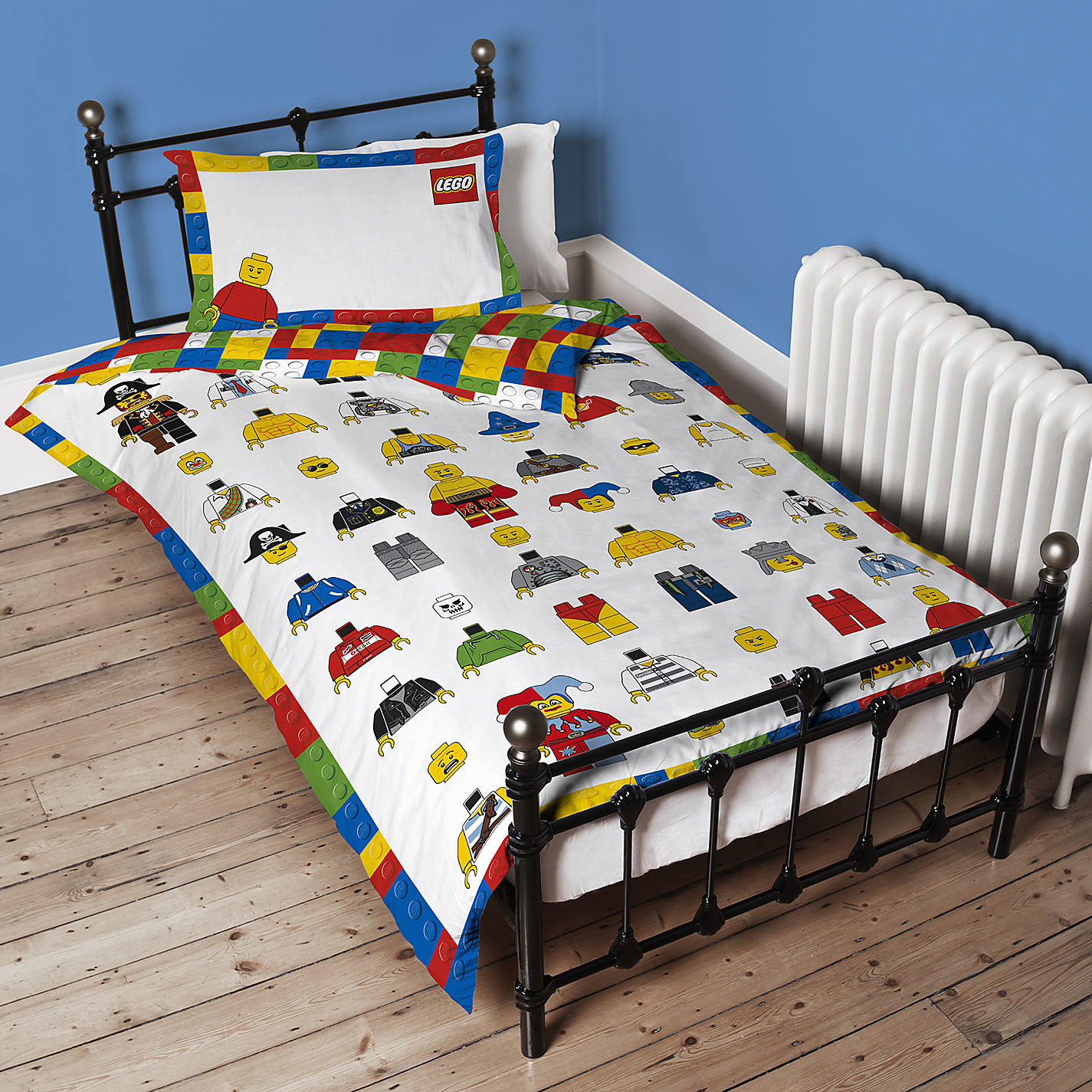 Childrens bedding sets john lewis buy lego single duvet cover and pillowcase set online at johnlewis gumiabroncs Gallery