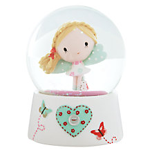 Buy John Lewis Little Fairy Snow Globe Online at johnlewis.com