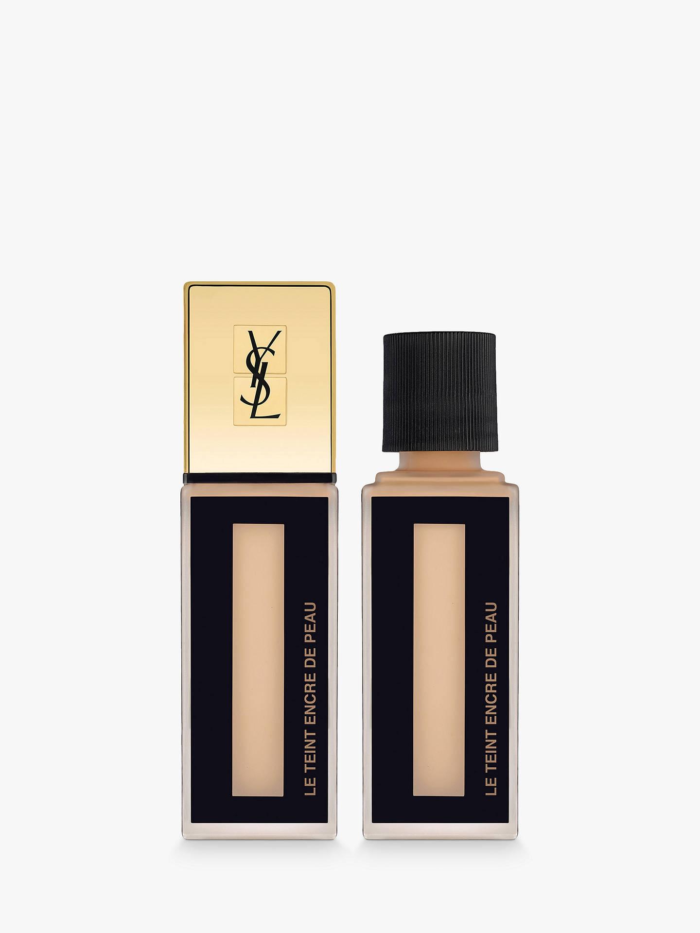Yves Saint Laurent Fusion Ink Le Teint Encre De Peau Foundation at ... a7ee7ba450