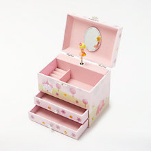 Buy John Lewis Little Princess Jewellery Box Chest Online at johnlewis.com