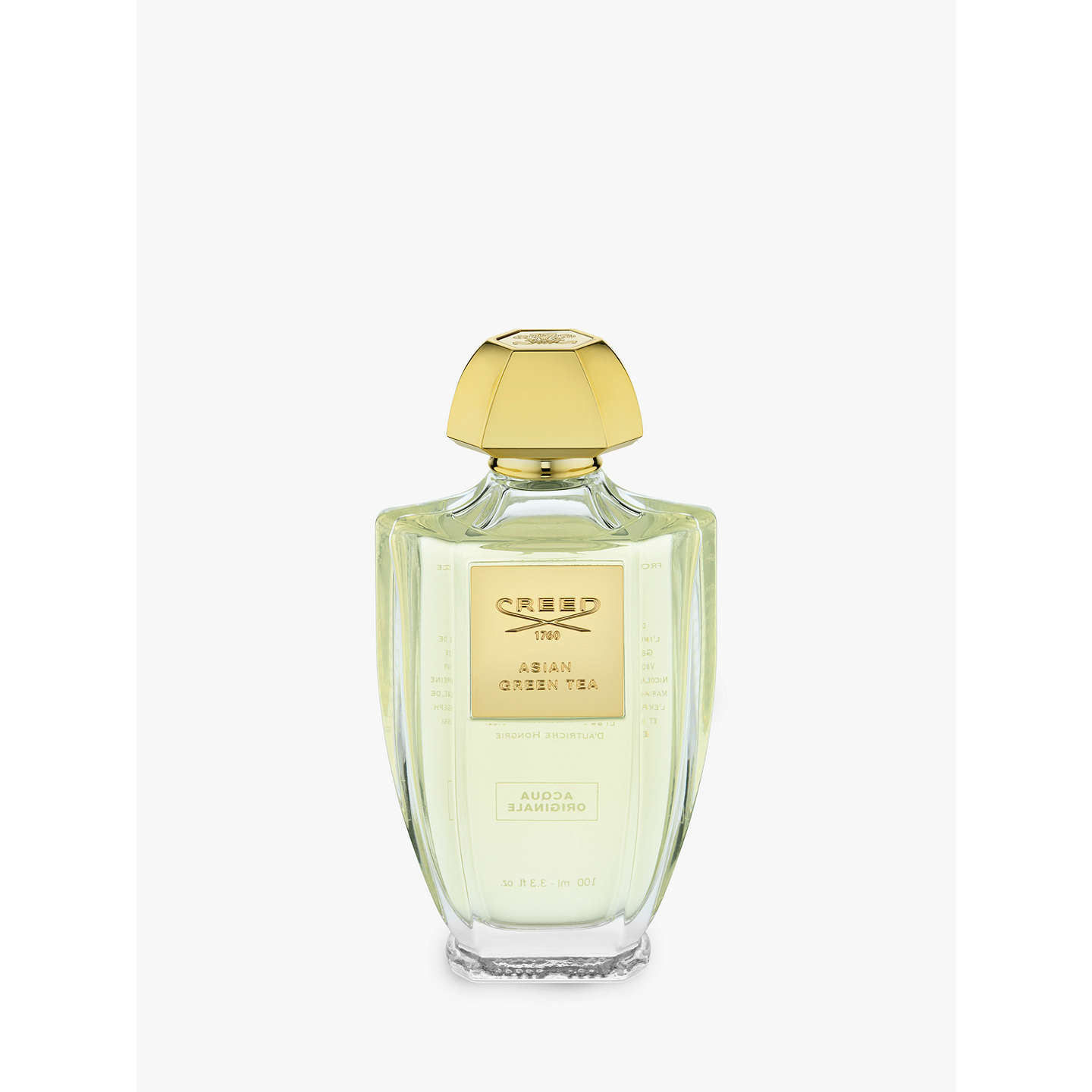 BuyCREED Acqua Originale Asian Green Tea Eau de Parfum, 100ml Online at johnlewis.com