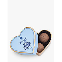 Buy Charbonnel et Walker Dark Chocolate Sea Salt Caramel Truffles, 36g Online at johnlewis.com