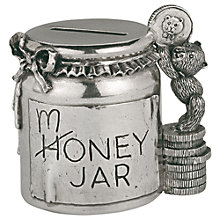 Buy Royal Selangor Pewter Money Jar Online at johnlewis.com
