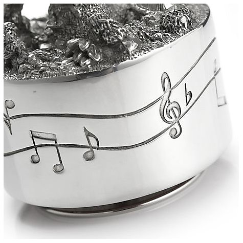 Buy Royal Selangor Pewter Musical Carousel Online at johnlewis.com