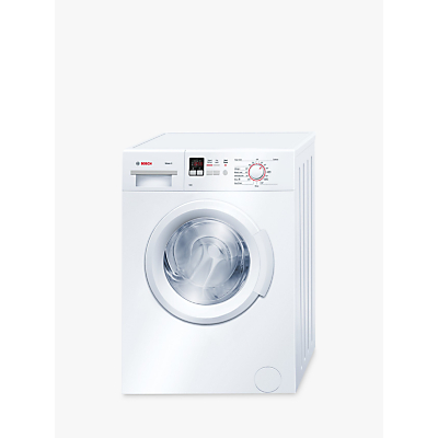 Image of BOSCH Serie 2 WAB28161GB 6 kg 1400 Spin Washing Machine - White, White