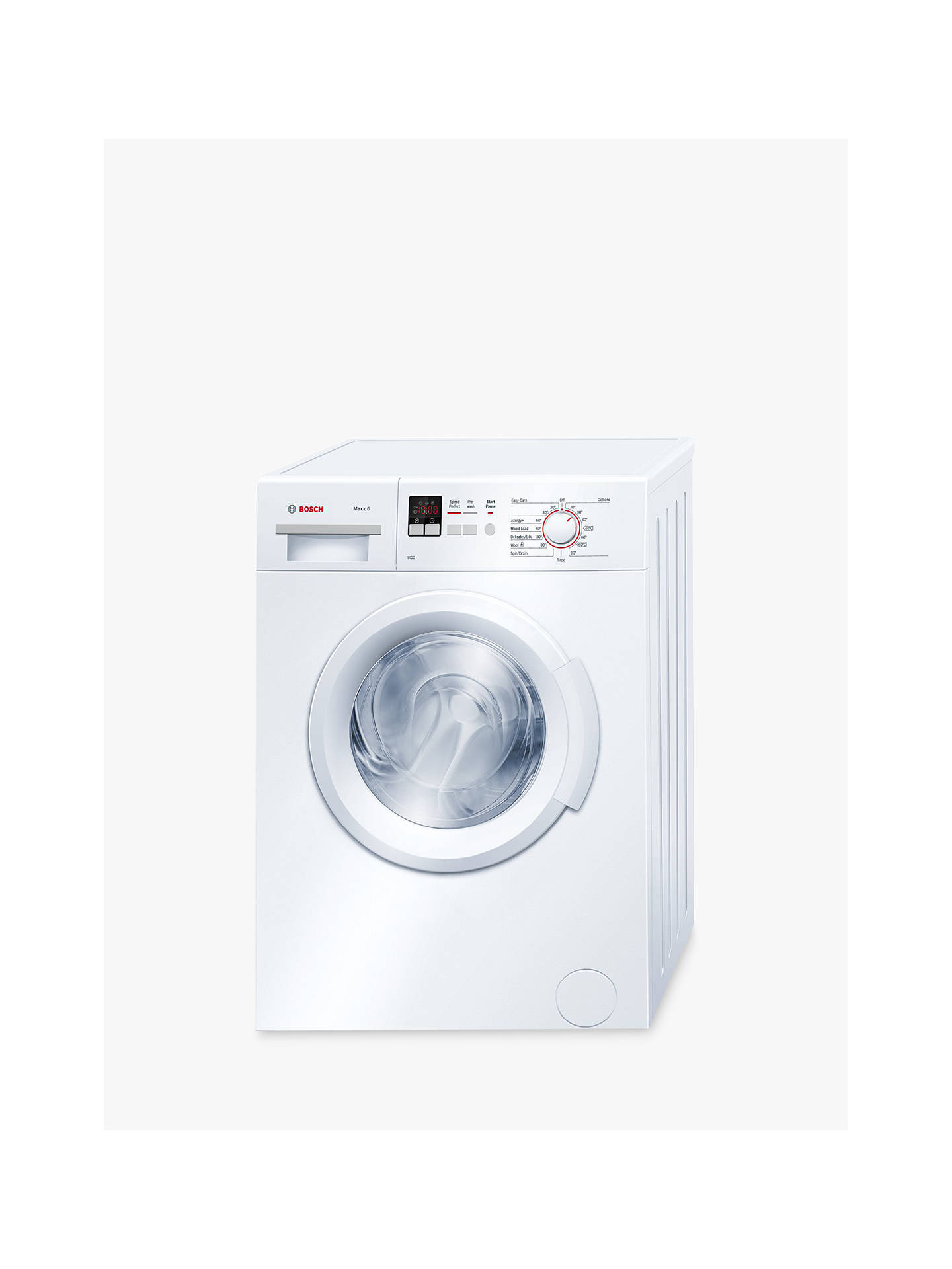 Bosch washing machines: brand features, a review of popular models, tips for buyers 22
