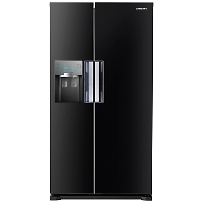 Samsung RS7667FHCBC American Style Fridge Freezer Black
