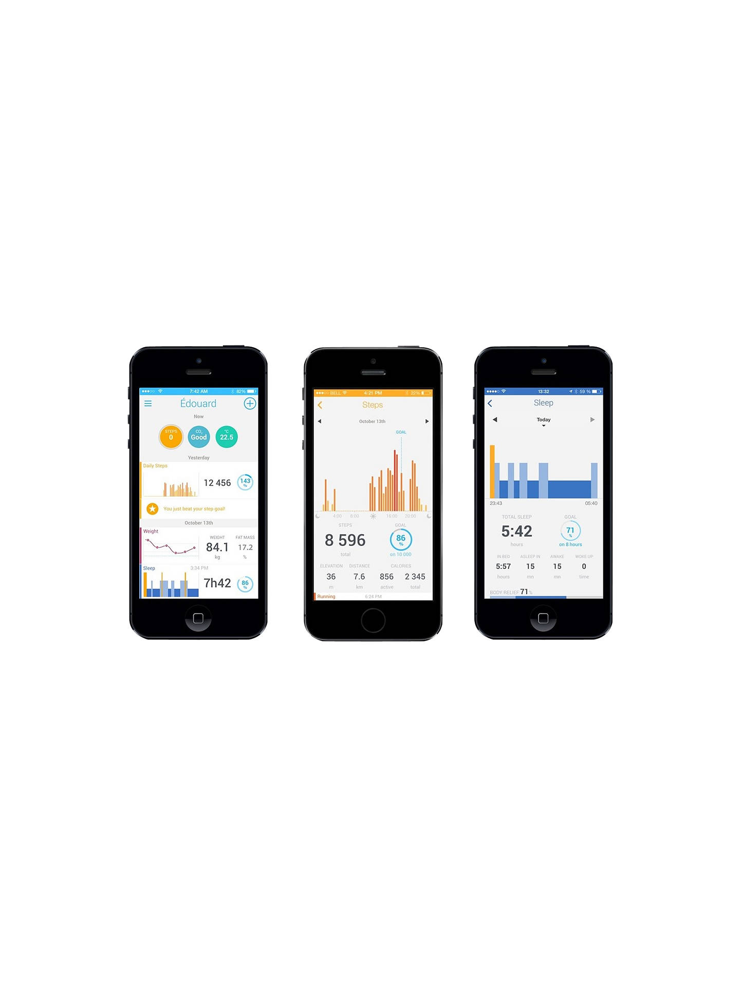 Withings Pulse Ox Wireless Activity, Sleep and Health