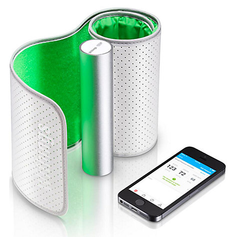 Buy Withings Wireless Blood Pressure Monitor Online at johnlewis.com
