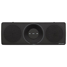 Buy John Lewis Spectrum Travel Bluetooth NFC Speaker Online at johnlewis.com