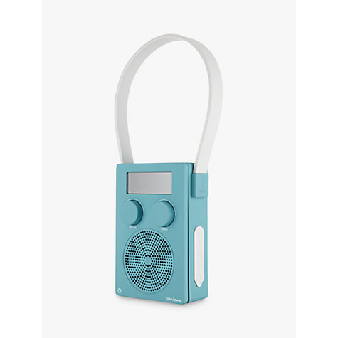 ... Buy John Lewis Spectrum DAB/FM Portable Digital Shower Radio Online At  Johnlewis.com ...