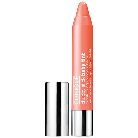 Buy Clinique Chubby Baby Tint Lip Gloss Online at johnlewis.com