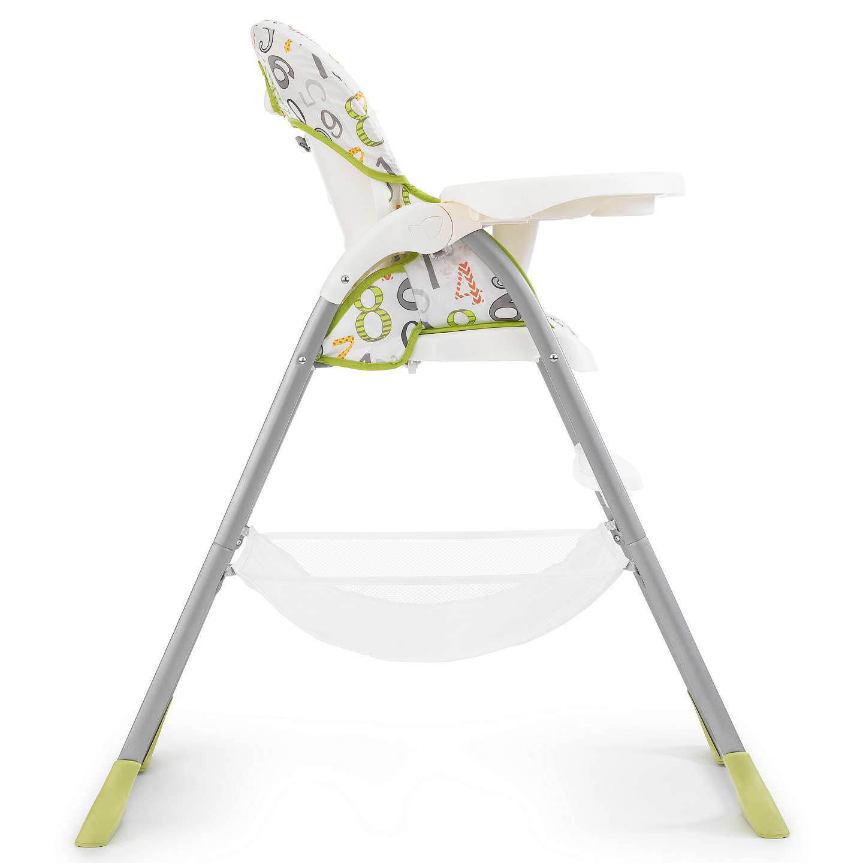 joie mimzy snacker highchair instructions