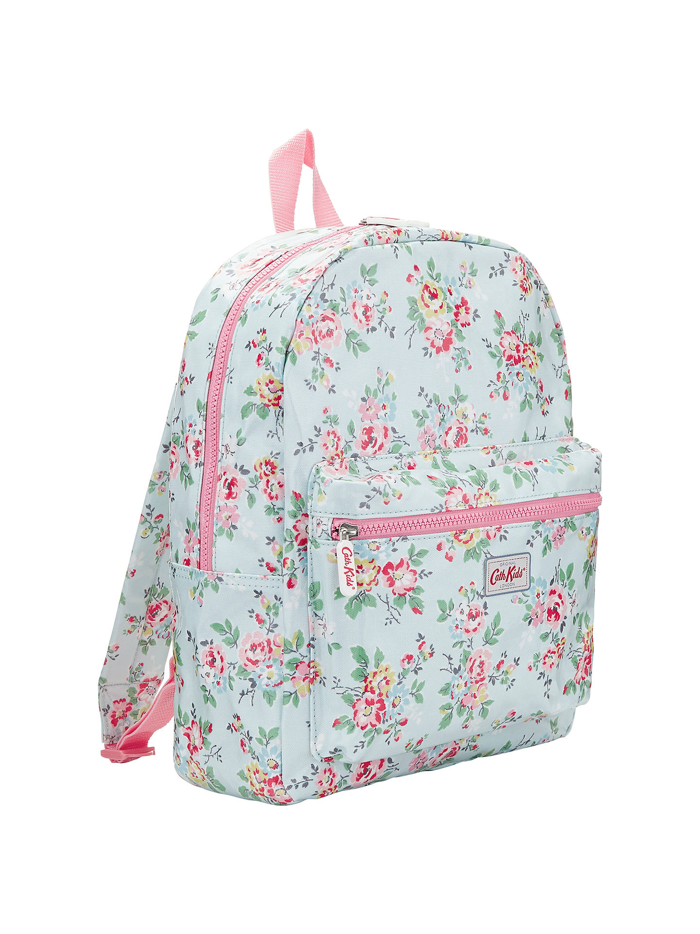 f5933086e Cath Kidston Kingswood Rose Padded Rucksack at John Lewis   Partners