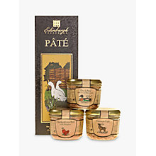 Buy Edinburgh Preserves Trio of Pâté, 540g Online at johnlewis.com