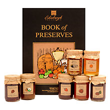 Buy Edinburgh Preserves Book of Preserves Set, 713g Online at johnlewis.com
