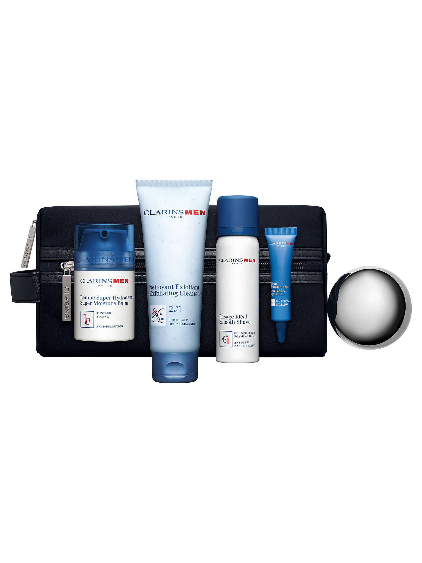 BuyClarins Men Collection - Grooming Essentials Online at johnlewis.com