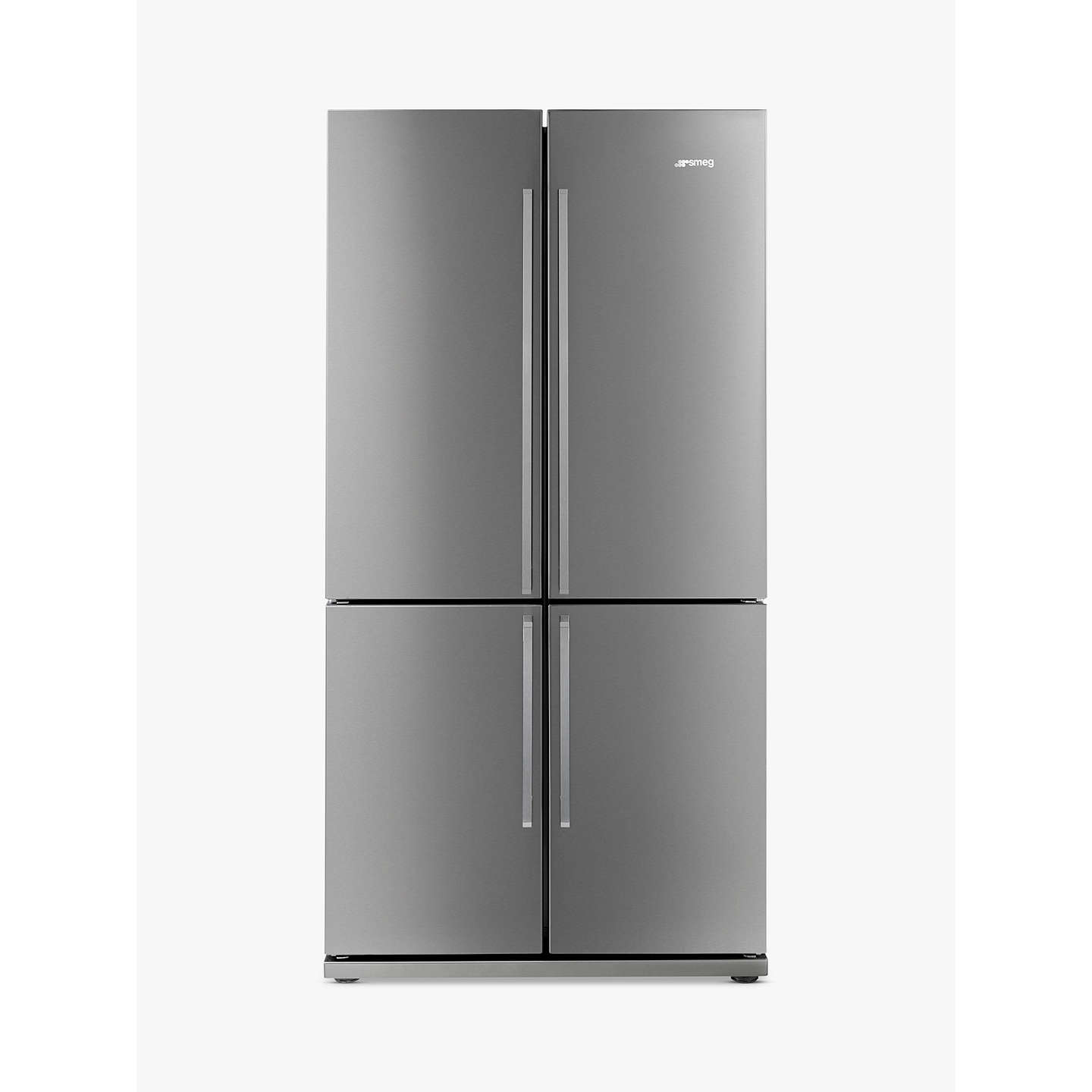 Smeg Fq60xp 4 Door American Style Fridge Freezer A