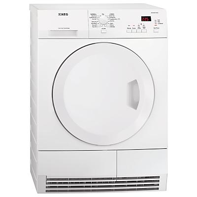 AEG T61275AC ProTex Condenser Tumble Dryer 7kg Load B Energy Rating White