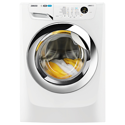 Zanussi ZWF91483WH Washing Machine, 9kg Load, A+++ Energy Rating, 1400rpm Spin, White Review thumbnail