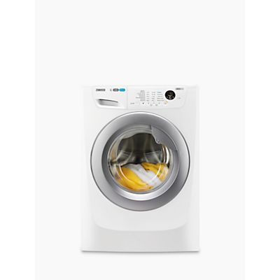 Zanussi ZWF81463WR Freestanding Washing Machine, 8kg Load, A+++ Energy Rating, 1400rpm Spin, White Review thumbnail