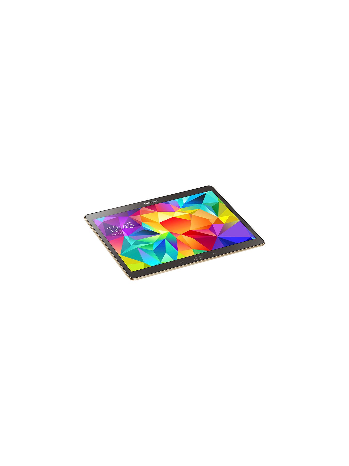 Samsung Galaxy Tab S 10 5 Tablet, Octa-Core Samsung Exynos