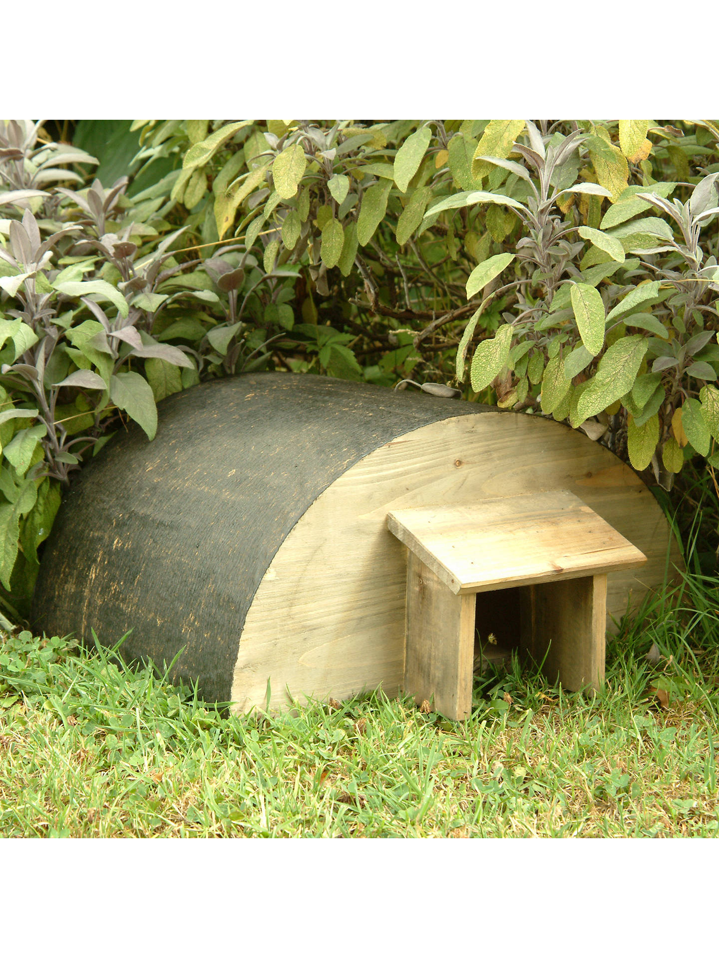 Buy Garden Trading Hedgehog House Online at johnlewis.com
