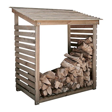 Buy Garden Trading Log Store Online at johnlewis.com