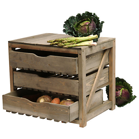 Buy Garden Trading Vegetable Store Online at johnlewis.com