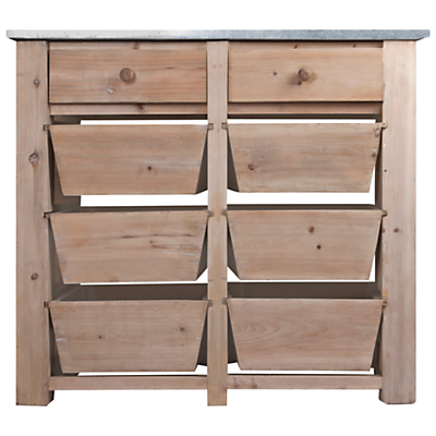 Garden Trading Aldsworth 8 Drawer Storage Unit