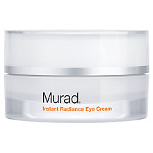 Buy Murad Instant Radiance Eye Cream, 15ml Online at johnlewis.com