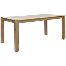Buy John Lewis Asha Wooden 6-8 Seater Dining Table Online at johnlewis.com