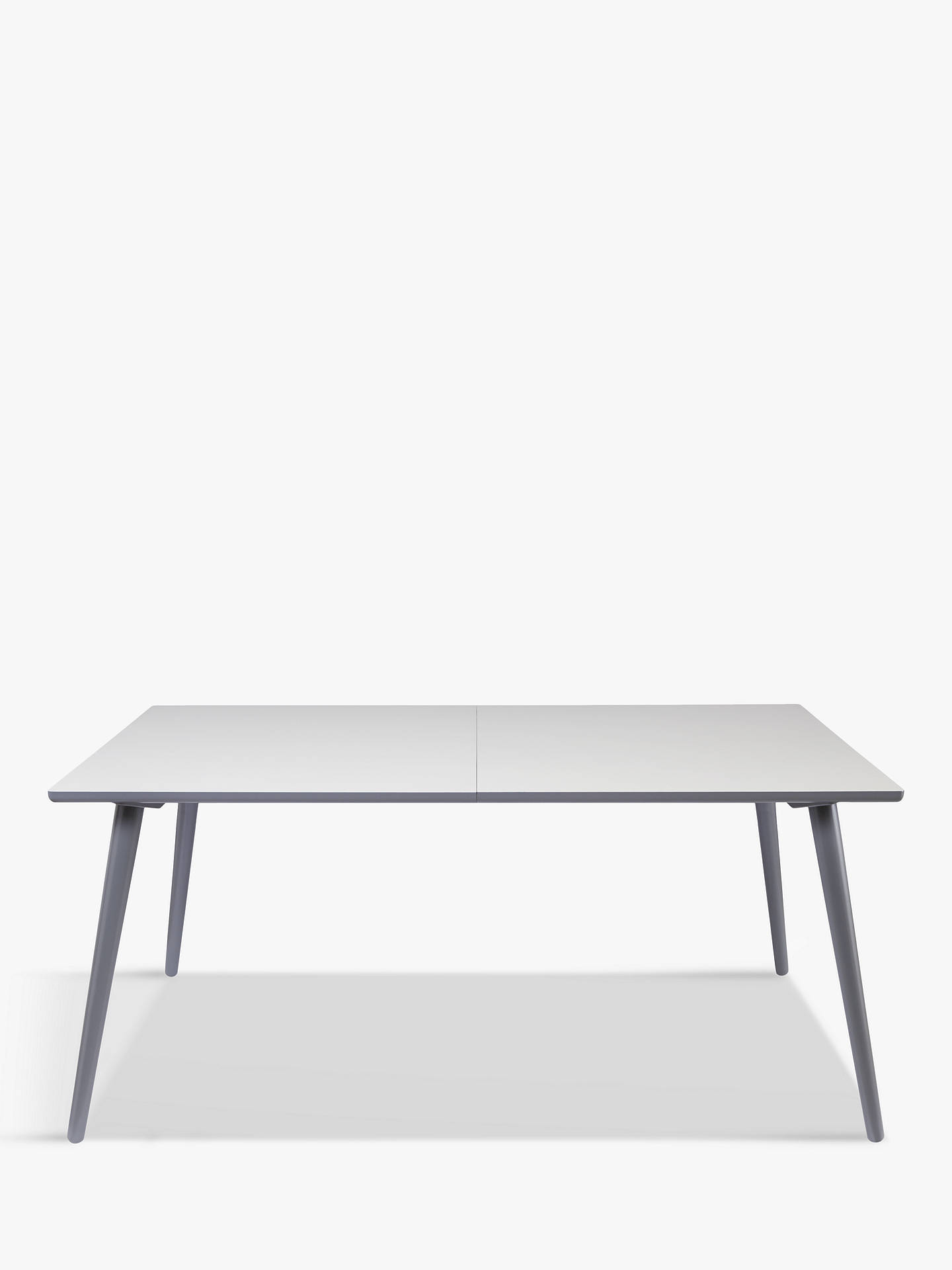 BuyHouse by John Lewis Luna 6-8 Seater Extending Dining Table Online at johnlewis.com