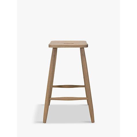 buy croft collection kyla bar stool natural john lewis. Black Bedroom Furniture Sets. Home Design Ideas