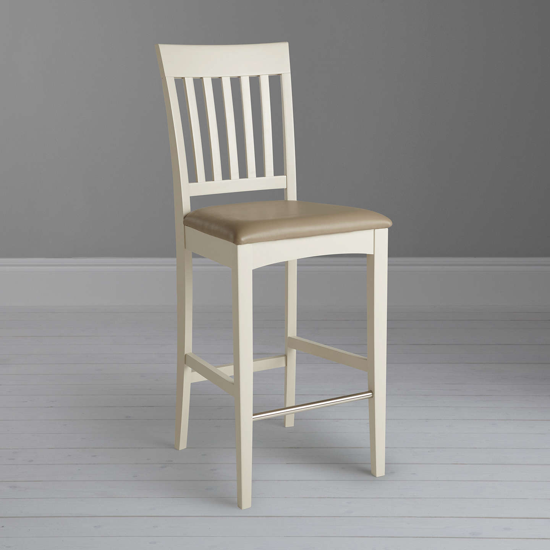 john lewis alba bar chair soft grey at john lewis. Black Bedroom Furniture Sets. Home Design Ideas