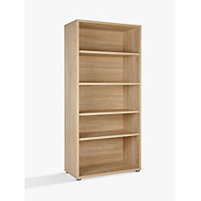 Buy John Lewis Estelle Medium Bookcase Online at johnlewis.com
