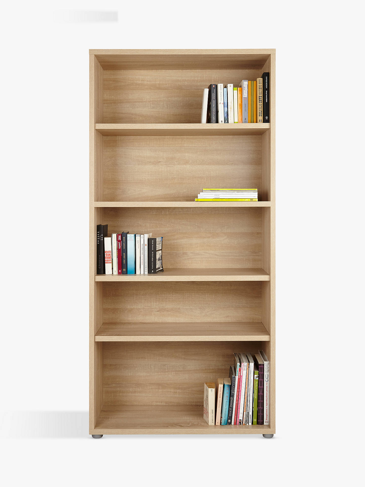 BuyJohn Lewis & Partners Estelle Medium Bookcase Online at johnlewis.com