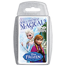 Buy Disney Frozen Top Trumps Online at johnlewis.com