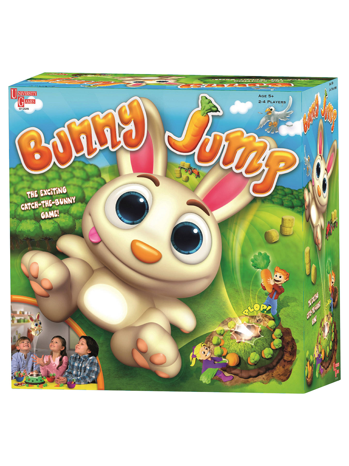 BuyBunny Jump Game Online at johnlewis.com