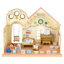 Buy Sylvanian Families Forest Nursery Online at johnlewis.com